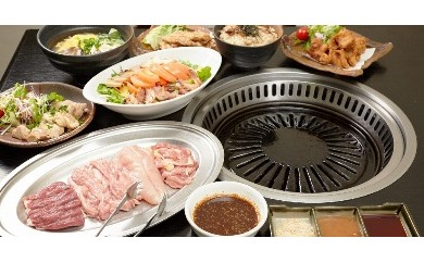 D-045 鶏肉専門店「雀庵」 お食事券4枚