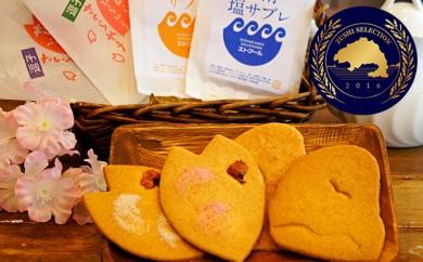 [№5875-0031]さくらやまクッキーと湘南サブレの詰め合わせ