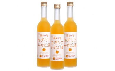 愛知県南知多町返礼品みかん酒
