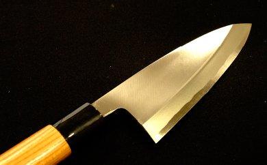 四百年の伝統技法、日本三大刃物 出刃包丁(16.5cm)白紙二号
