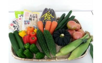 A-24 おすすめ野菜詰め合わせセット【2,500pt】