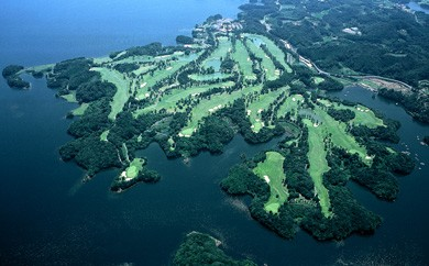 HF01 パサージュ琴海 リゾート1泊2食&1DAYゴルフパック(1名様) 【495pt】