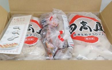 [№5856-0081]冷凍生餃子