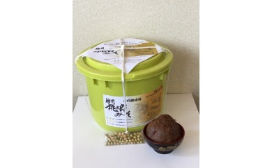 100-012信州桃太郎みそ(10kg)