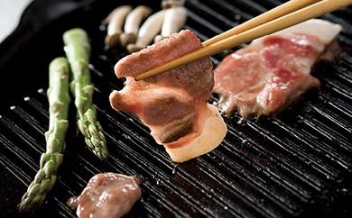 【M023】 鹿児島県産アベル牧場 黒豚焼肉用セット 【45pt】
