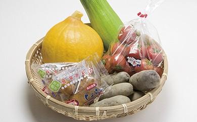 A-6 生産者の想いをのせて旬のモノをお届けします! 香南市のお野菜詰合せ