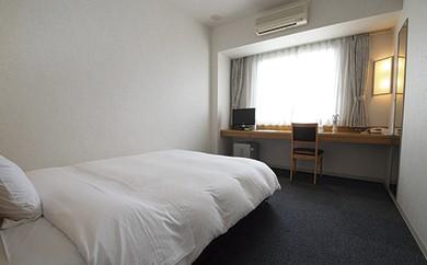 D-12 高知黒潮ホテル 一泊朝食温泉付1名利用 シングルルーム宿泊券