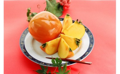 B131 たねなし柿 約7.5kg(32~40玉入)