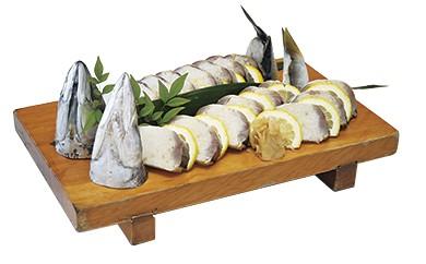 B-8 割烹吉野 カマスの姿寿司