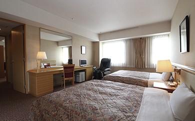 T-4 高知黒潮ホテル 一泊2食温泉付ペア利用 スイートルーム宿泊券