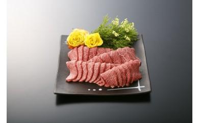 N001 大府市特産A5ランク黒毛和牛 特選焼肉セット(カタ・モモ・バラ肉などの中から最高の部位をご提供)500g【65pt】