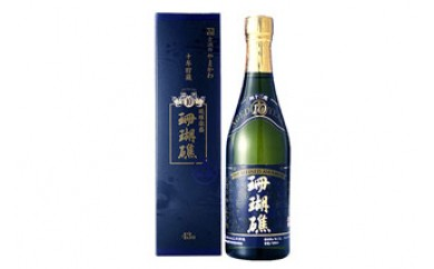 【山川酒造】珊瑚礁10年 古酒 43度 500mlボトル