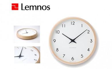 [№5809-0561]Lemnos レムノス Campagne カンパーニュ 電波時計 ナチュラル