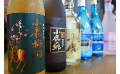 296 芋焼酎・梅酒720ml6本セット