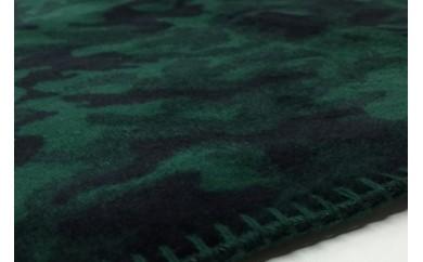 迷彩柄綿毛布