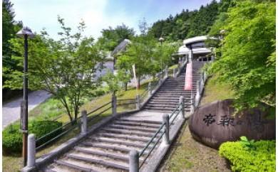[E-02]帝釈峡スコラ高原 水陸両用車・セグウェイ体験付 ペア宿泊券
