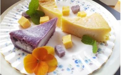 A-047 贅沢スイートポテトケーキ(芋比べ)