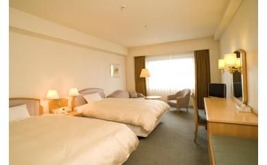 リーガロイヤルホテル新居浜 ツインルーム1泊朝食付(2名様)
