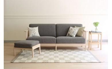 【0100004】n'frame sofa Ⅰ L & n'frame sofa ottoman
