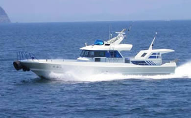 【BC61】政進丸磯釣り(瀬渡し船)【16,000pt】