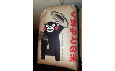 K10-7 南関町の米ヒノヒカリ玄米 25kg
