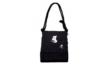 頭陀袋(梵字入・縦長タイプ)  黒色
