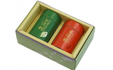 A-011 抹茶と玉露の詰合せ