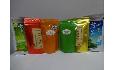 I1703 【(お茶+紅茶)厳選バラエティセット】お茶+紅茶6品詰め合わせ