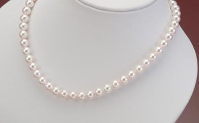 【AF90】真珠品評会入賞常連のオーハタパールが作る海の宝石 アコヤ真珠ネックレス・イヤリングセット【384,000pt】