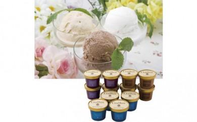 [№5809-0612]ガレー プレミアムアイスクリームセット(307k-6)