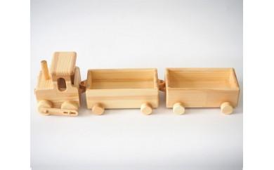 No.047 木のおもちゃ(木製トレイン)
