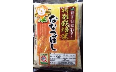 JA新すながわ産 特栽米ななつぼし5キログラム
