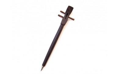 三線ボールペン 最高級黒檀※クレジット限定