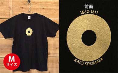 [№5717-0080]あま市ゆかりTシャツ(加藤清正)M