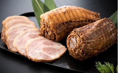 [B003] 自家製豚肩ロース肉焼豚