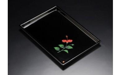 商品番号17 宮崎漆器の角盆