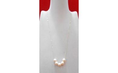★このお礼の品は、平成30年10月30日(火)をもって終了します。あこや真珠スルーペンダント【2-2】