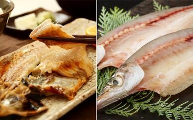 [№4631-0934]瀬戸内のお魚【干物】詰め合わせ