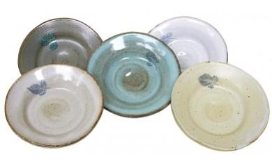 [P020] 真葉手小皿5枚セット