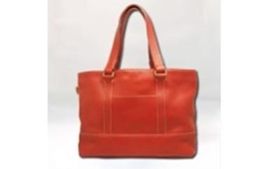 【AF123】minca/デイリートートバッグ/RED【177000pt】