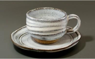 9 萩焼 コーヒーカップ(丸)