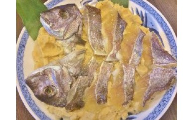 BR29 グルメ通もうなる!淡路島産真鯛の味噌漬1匹丸ごと!切り身でお届け【25,000pt】