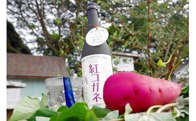 本格芋焼酎 紅コガネ(1本)