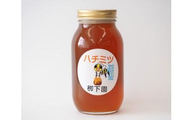 No.034 厚木産のハチミツ(百花蜜)1200g
