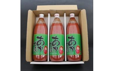 B-07 あかずきんちゃん 1,000ml×6本 朝もぎ完熟トマトジュース