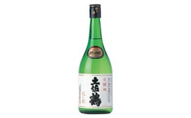AX122 土佐鶴  本醸辛口  720mL【300pt】