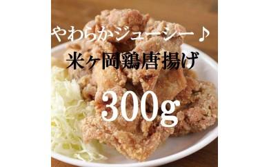 to006 (お試し)超ジューシー♪もっちり食感!米ヶ岡鶏カラアゲセット300g 寄付額2,000円