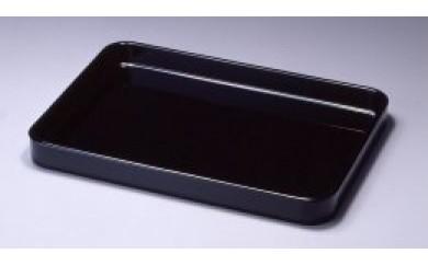 M065 木製 漆塗 賞状盆(尺七・51.8cm)天然木・天然うるし・手塗【160p】