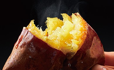 【A43022】紅はるか(冷凍)焼き芋約3kg
