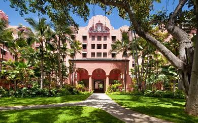 (466)Royal Hawaiianマイラニ・タワーオーシャンフロント お部屋代 3泊分